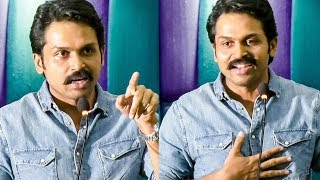 """Download Theeran Movie from TamilRockers and Please...""- Karthi's Epic Request