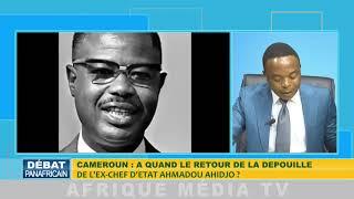 DEBAT PANAFRICAIN  2ème PARTIE DU 17 11 2019