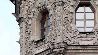 видео церковь знамения в дубровицах