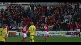 HIGHLIGHTS Wrexham 3 Torquay United 1