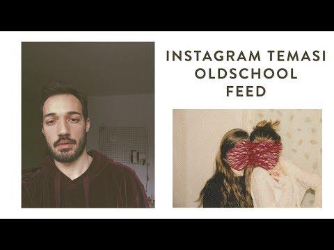 INSTAGRAM TEMASI | Soluk Renkli Oldschool Fotoğraflar