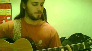 Mon ancêtre Gurdil - COVER guitare