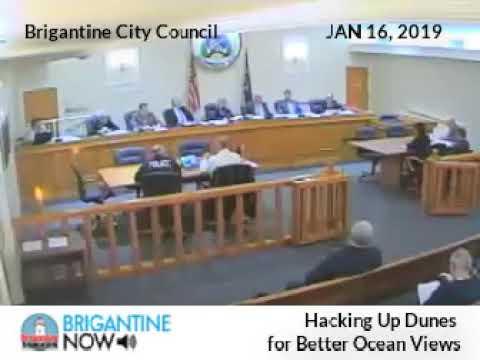 Brigantine Council Dune Hack 1 16 19