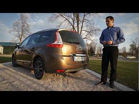 Reporta?a - Renault Grand Scenic 2012 - Avtoreport.si