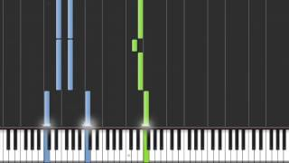 MILEY CYRUS - ADORE YOU Easy Piano Cover ( Sheet Music + MP3 )
