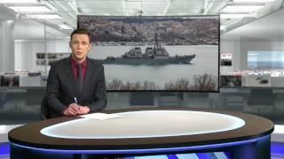 Россия  самолеты в Черном море не сближались с эсминцем США