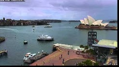 Sydney Harbour Foreshore Authority Live Stream