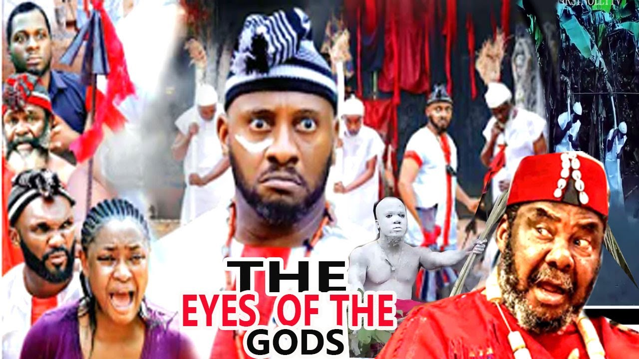 Download EYES OF THE GODS part 7&8{NEW HIT MOVIE}YUL EDOCHIE, LIZZY GOLD LATEST NIGERIAN NOLLYWOOD NOLLYMAXTV