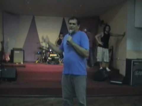 missionario amauri,pr lucio,momento final agape rock