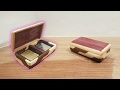 Elegant Zippo Box - Valentines Day Challenge