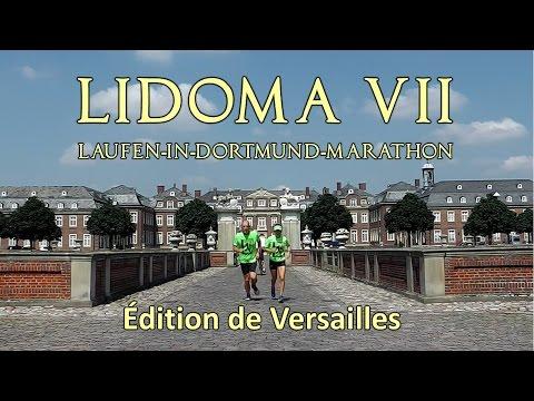 LIDOMA VII - Édition de Versailles