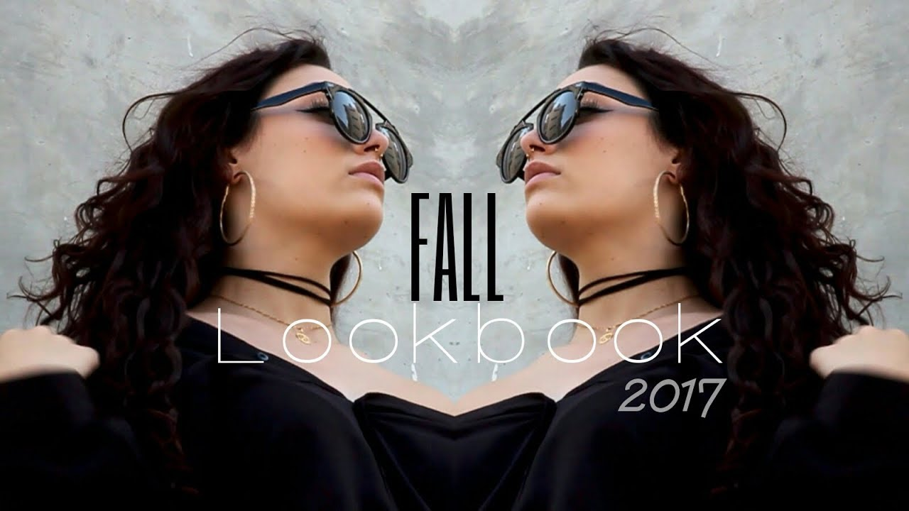 [VIDEO] - FALL LOOKBOOK 2017 - Fall Outfit Ideas! | Adriana Folgado 6