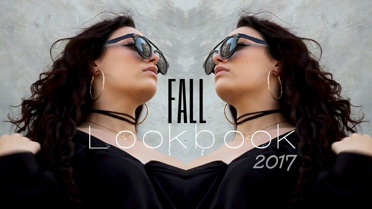 [VIDEO] - FALL LOOKBOOK 2017 - Fall Outfit Ideas! | Adriana Folgado 2