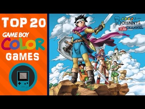 Top 20 Best Gameboy Color Games HD SoCals Countdown