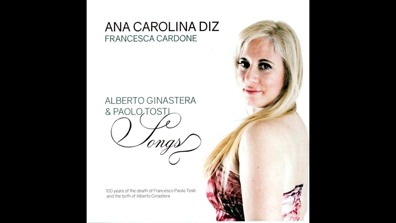 Czech Music Radio Show - Ana Carolina Diz