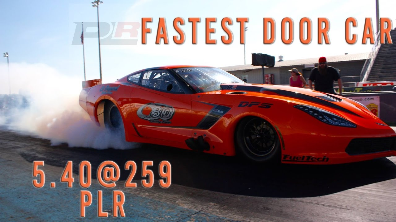 Fastest Door Car In The World Mile Pdra