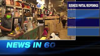 KRGV Channel 5 News Update for May 1, 2020