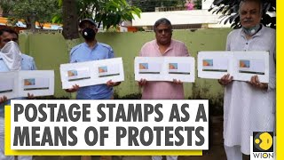 Postage stamps shed new light on India-Nepal border dispute | WION News