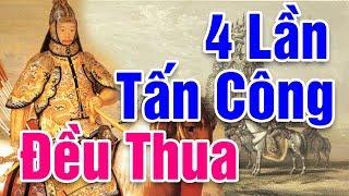 THANH TRIỀU 4 Lần Đưa Quân Xâm Lăng Miến Điện Đã Quay Về Thảm Bại Thế Nào