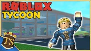 Dansk Roblox | Retail Tycoon - Velkommen til Blue Castle!