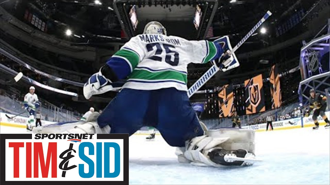 Flames Sign Jacob Markstrom To Six-Year Deal   Tim and Sid