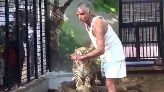 Dr. Prakash Baba Amte- The Real Hero (Hemalkasa)..........True Love..