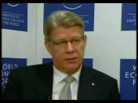 Interview with Latvian President Valdis Zatlers