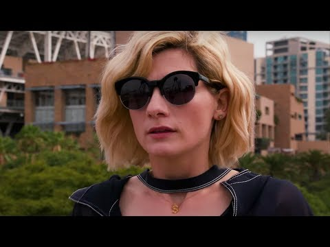 Jodie Whittaker Gets to SDCC  Doctor Who
