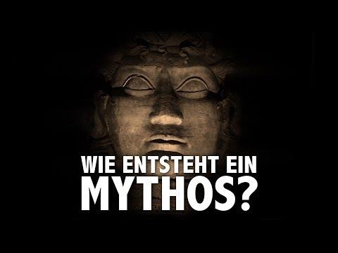 WIE ENTSTEHT EIN MYTHOS? Mythenforschung mit Dr. Peter Kneissl