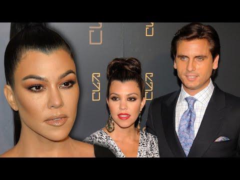 Kourtney Kardashian Sparks Dating Rumors With Scott Disick Throwback Post