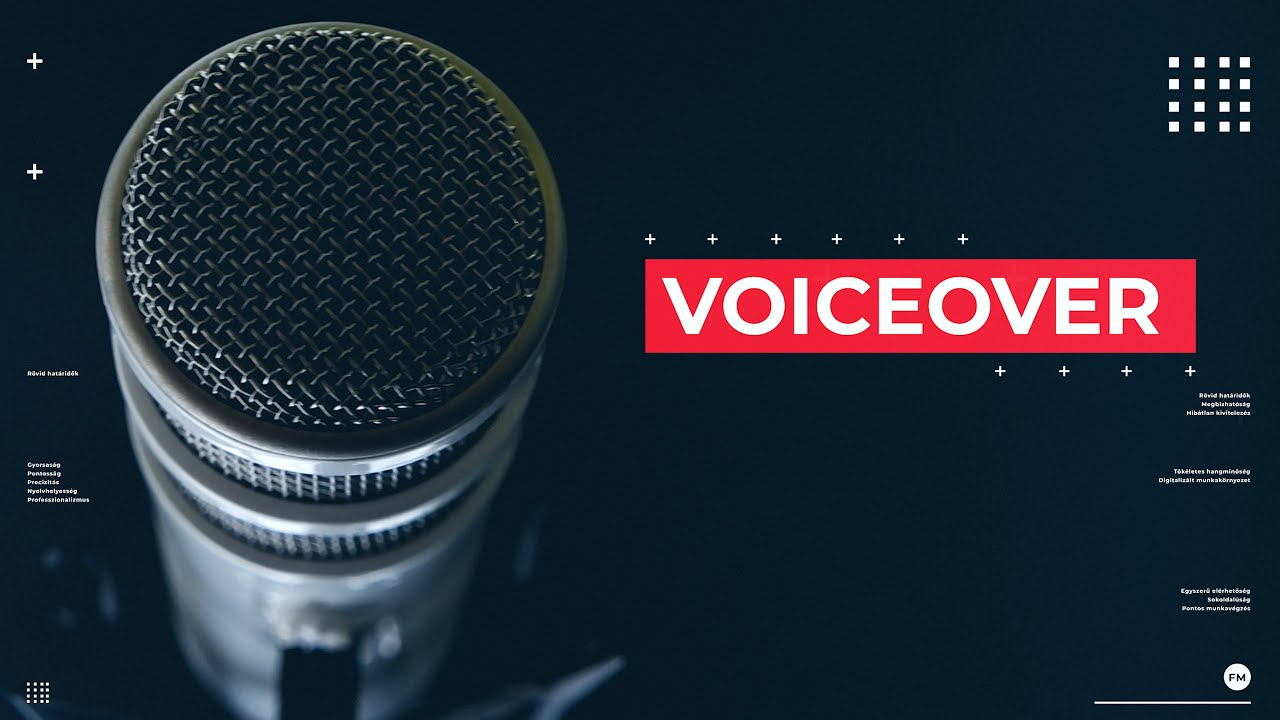 The Voiceover
