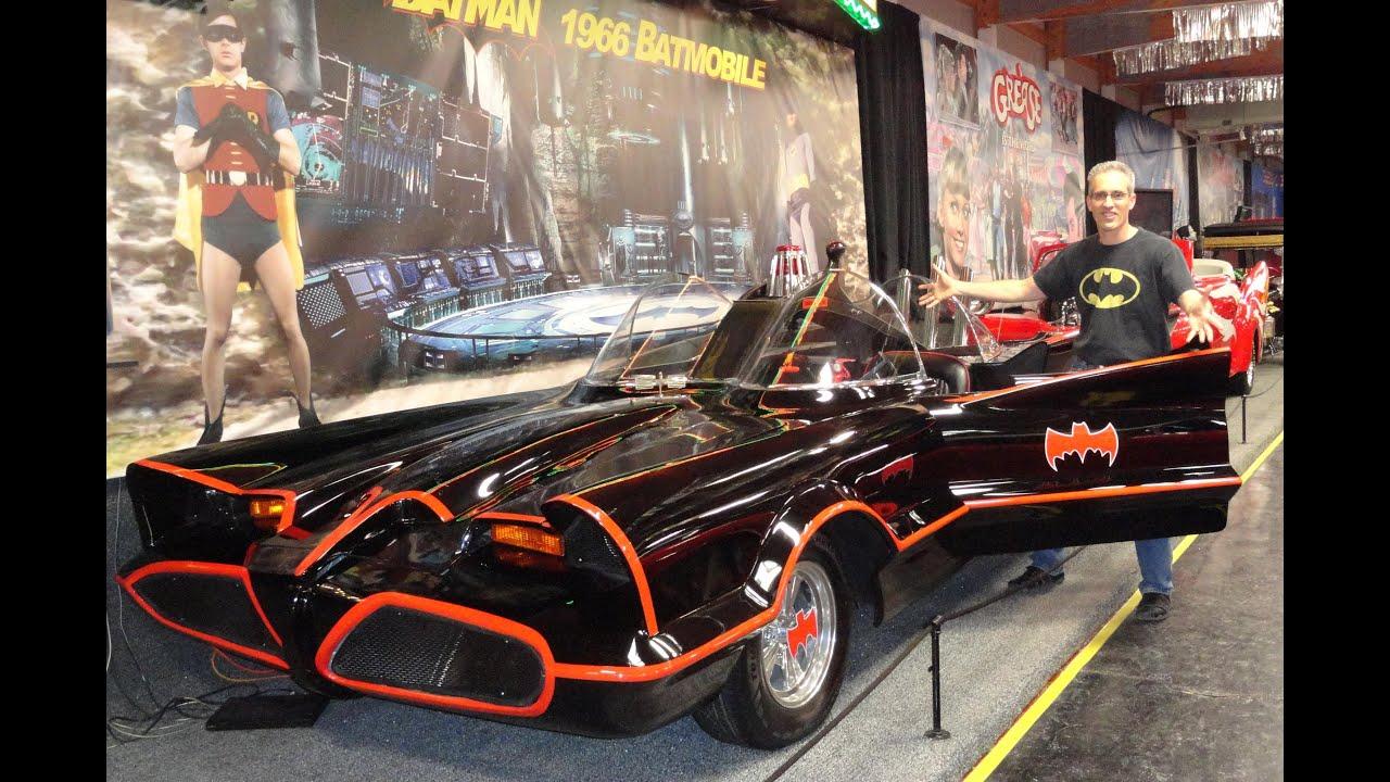 1966 Batmobile at the Volo Auto Museum in Volo IL - My Car Story ...