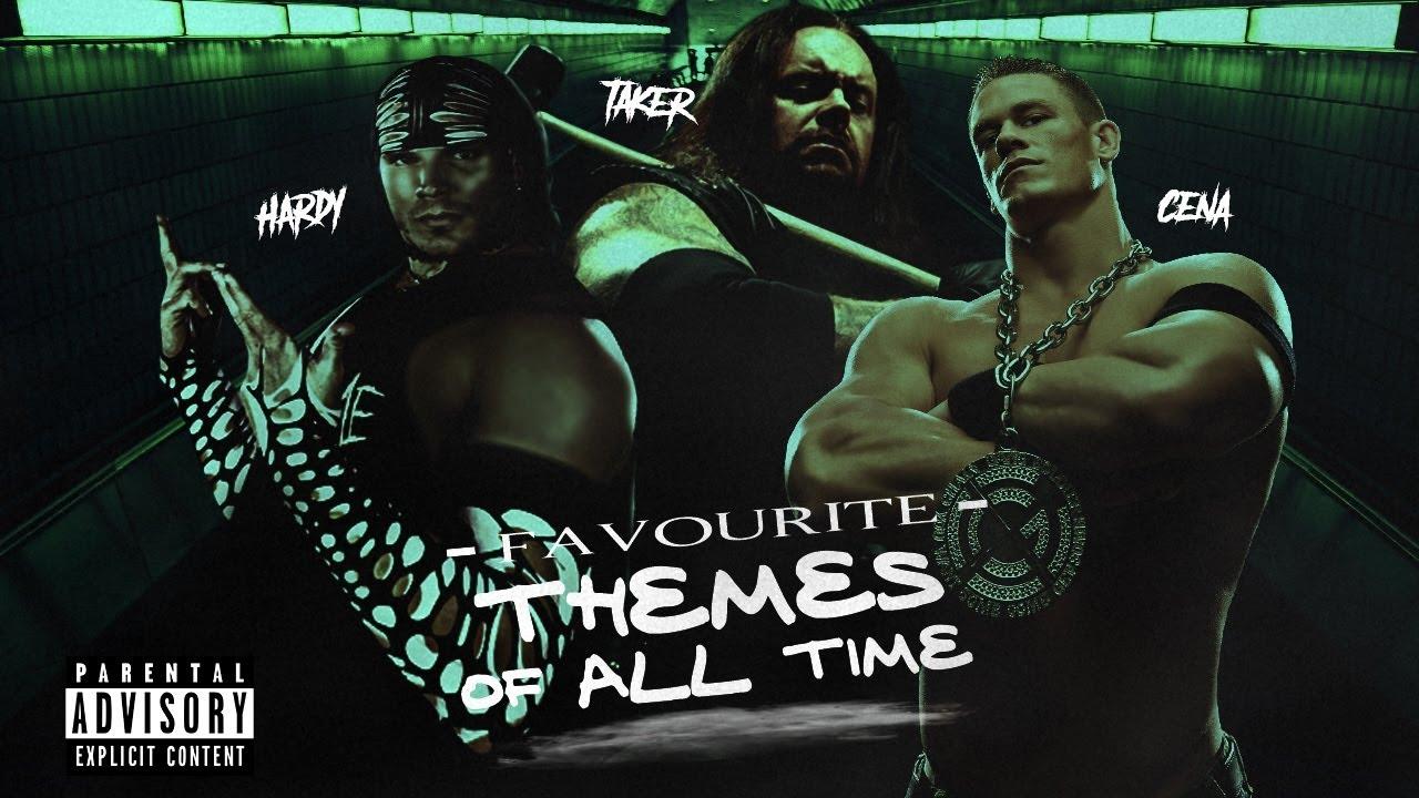 My Top 10 Favorite WWE Theme Songs