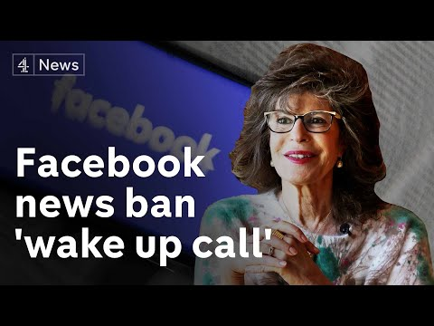 Shoshana Zuboff: Australia Facebook row 'wake-up call' for g