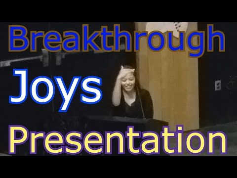 Random Adventures Episode 9: Joys Breakthrough Wheeler School
