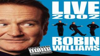 The Grim Rapper - Robin Williams (Live 2002)
