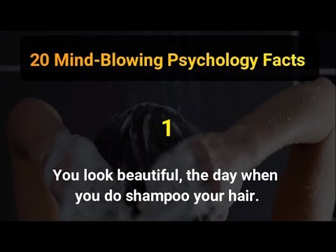 20 Mind Blowing Psychology Facts