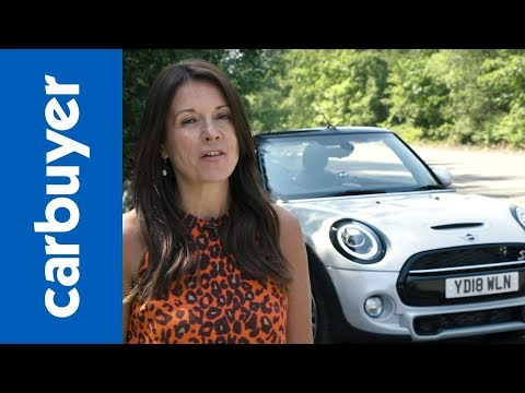 New 2018 MINI Convertible in-depth review – Carbuyer – Ginny Buckley