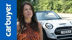 New 2018 MINI Convertible in-depth review –Carbuyer – Ginny Buckley