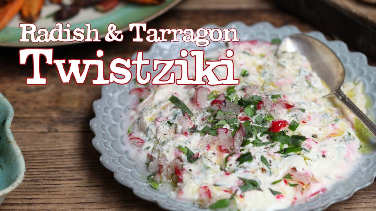 Radish And Tarragon Tzatziki Abel Cole Youtube