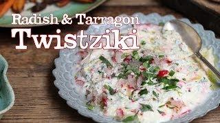 Radish And Tarragon Tzatziki | Abel & Cole