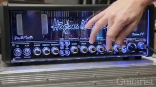 Hughes & Kettner GrandMeister Deluxe 40 Demo