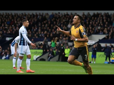 Download West Brom vs Arsenal 3 1 HD All Goals & Highlights 18 03 2017