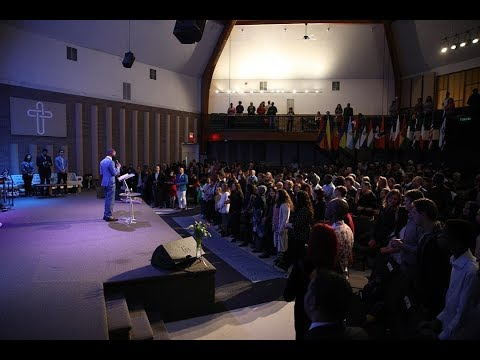 SHOCKING SERVICE IN  Montreal CANADA - WORD, PROPHECY & DEMO