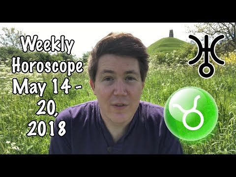 Weekly Horoscope for May 14 - 20, 2018 | Gregory Scott Astrology