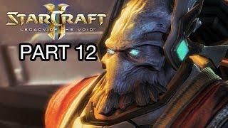 Let's Play StarCraft 2 Legacy of the Void Kampagne Deutsch #12 - Tempel der Vereinigung