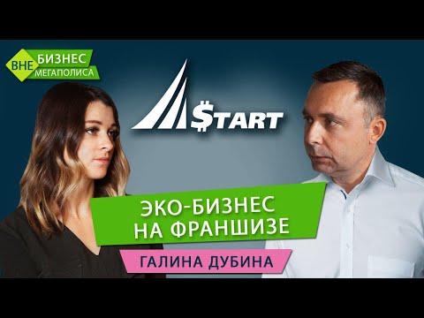 Франшиза. Эко-бизнес на франшизе - Галина Дубина.