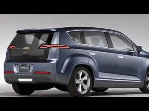 2017 Chevrolet Orlando Review - YouTube