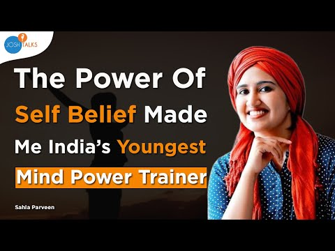 This Is What Rejections & Failures Teach You About SUCCESS | Sahla Parveen | Josh Talks