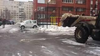 видео Где заказать уборку территории